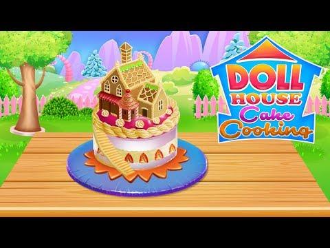 Prilozheniya V Google Play Doll House Cake Cooking