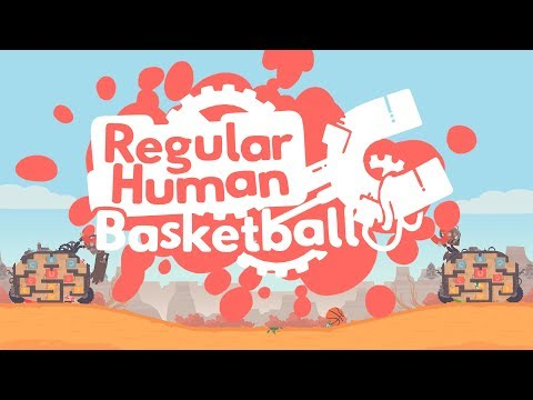Came across Regular Human Basketball on Steam. They have an amazing launch trailer.
