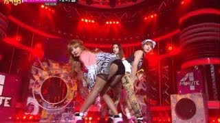 [Comeback Stage] 4minute - What