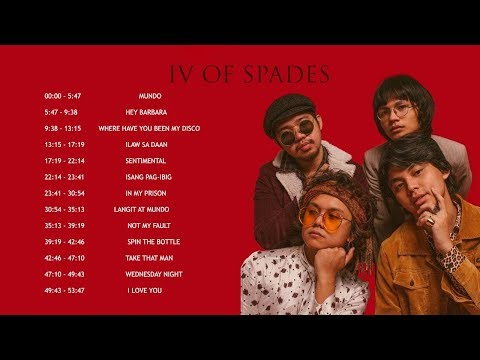 IV OF SPADES Playlist (All Songs)