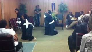 Simply Anointed- Dear God by Smokie Norful dance