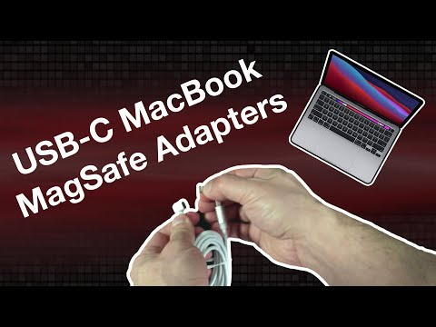 Comparing Magnetic Power Adapters for USB-C MacBooks (MacMost #1875)