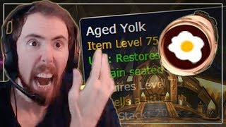 Asmongold Gets Angry While Opening Fel-Spotted Eggs (Best of Asmongold Ep. 65)