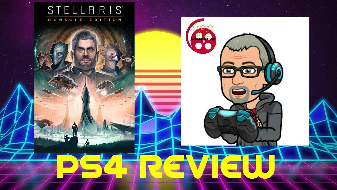 STELLARIS PS4 Review