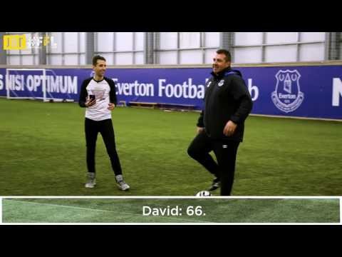 How Hard: David Unsworth