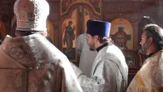 Товарково освящение храма в ИК-3(, 2013-02-17T15:55:29.000Z)