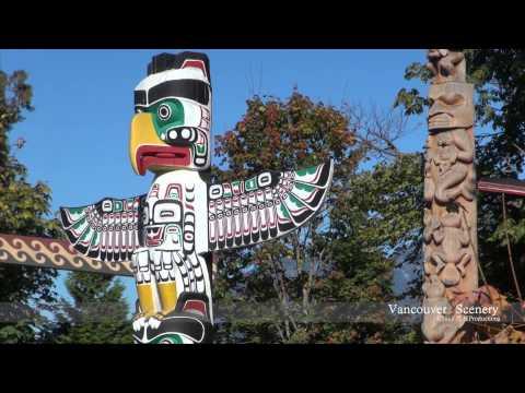 Stanley Park, Vancouver   スタンレーパーク  CANADA