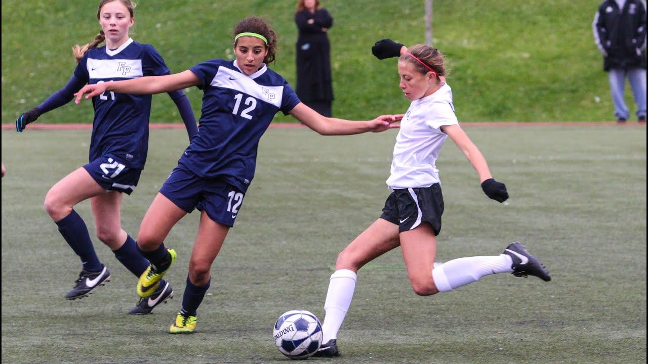 Zoe Hasenauer Soccer Highlights Jan 2015 nm - YouTube