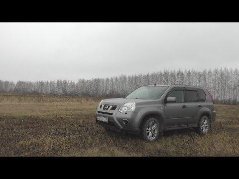 Стоит ли покупать Nissan X-Trail (T31)? Посмотрите и сделайте вывод сами. Ниссан Икстрейл 2012 г.в.
