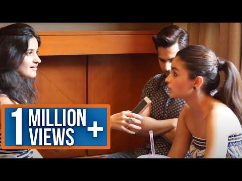 Why Varun Dhawan Didn't Speak To Alia Bhatt For A Month ??? - Radio City 91.1 Fm Exclusive