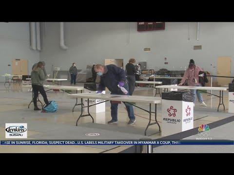 Fairmont State University begins COVID-19 testing