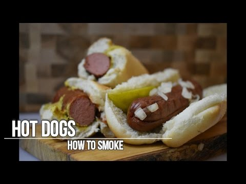 Smoked Beef Hot Dogs | All American Favorite | How To Smoke | Smoked Meat | EP. 8