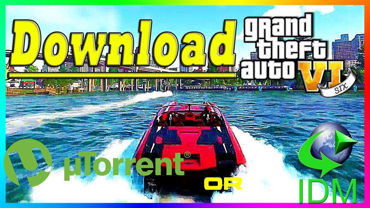 gta 6 download pc free