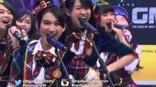 JKT48 - Flying Get @ Ngabuburit TransTV [ 3-7-2015 ]