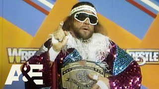 "Sneak Peek - Wrestlemania 3 | Biography: ""Macho Man"" Randy Savage 