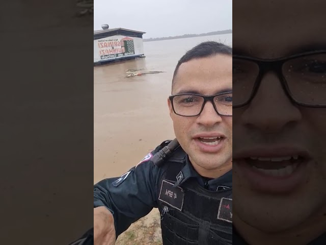 Sucuri em Marabá