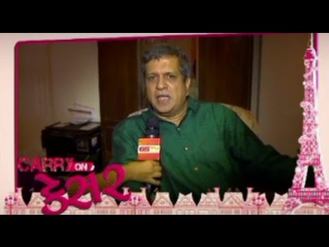 Carry on Kesar : GSTV Exclusively Talks with Actor Darshan Jariwala