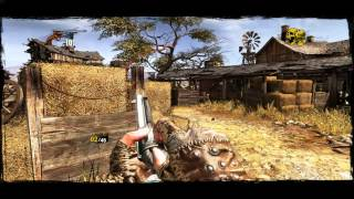 Игра с Matt-D-Evill. Call of Juarez: Gunslinger
