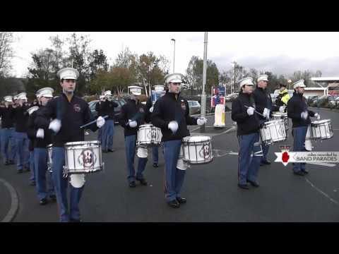 Pride of the Orange & Blue @ Star of the Roe Flute Band Parade 2012