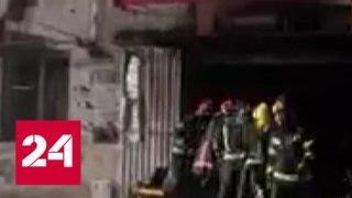 Пожар в пригороде китайской столицы унес жизни 19 человек - Россия 24