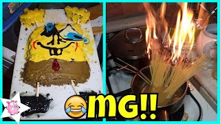 The Funniest Cooking Fails Ever