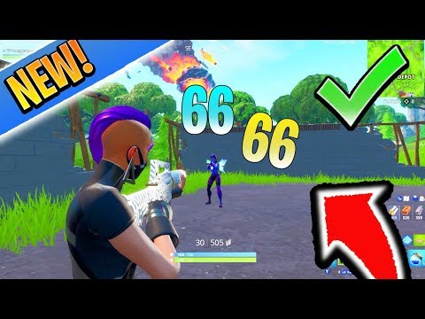 How to Have 100% Aim Fortnite Tips and Tricks! How to Aim Better in Fortnite Ps4/Xbox Tips!