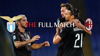 Full Match   Lazio 0-3 AC Milan   Serie A TIM 2019/20