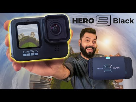 GoPro Hero 9 Black Unboxing & First Impressions ⚡⚡⚡ The Only Action Camera You Need