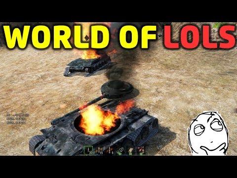 World Of Tanks | World of LOLs - Episode 18