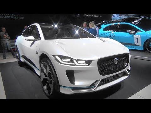 Jaguar I-Pace - International Motor Show IAA 2017 - Frankfurt