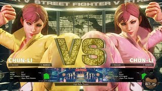 STREET FIGHTER V MODS CHUN LI AS APRIL O'NEIL FROM TEENAGE MUTANT NINJA TURTLES (PC ONLY)