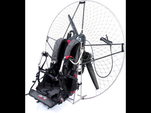 Repeat Air Conception Delta Nitro 200 Paramotor By Fly High