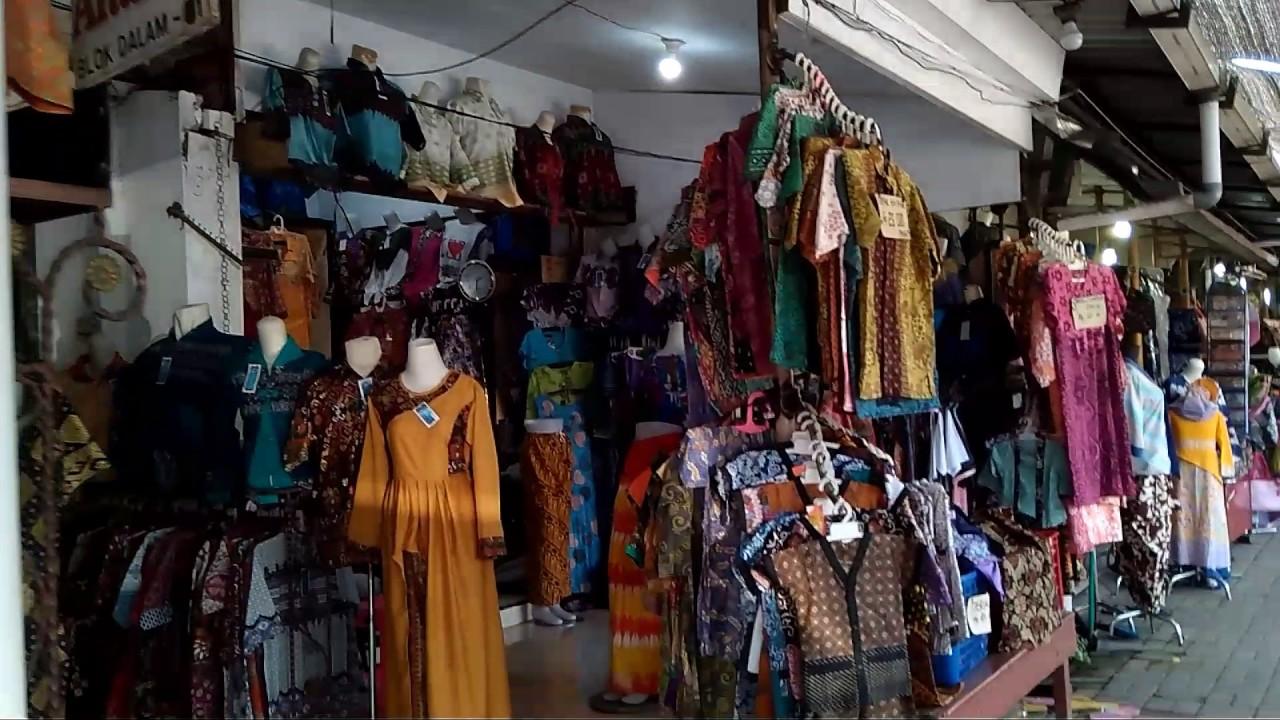 Pasar grosir baju batik setono pekalongan - YouTube 7351635e7f