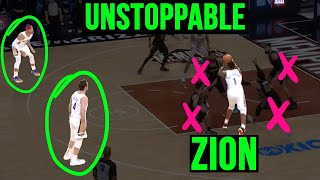 EXPOSED: The UNSTOPPABLE Zion Williamson PLAY CALL