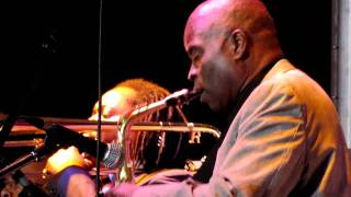 Maceo Parker, What You Know About Funk?, Brooklyn Bridge Park, NYC 5-12-11