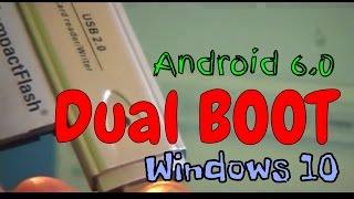 Instalar MarshMallow en PC Windows | Dual Boot | Remix OS