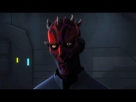 Star Wars Rebels: Could Darth Maul Survive Vader or Sidious? - Star Wars Celebration 2016