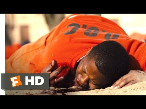 The Mustang (2018) - Prison Shanking Scene (7/10)   Movieclips