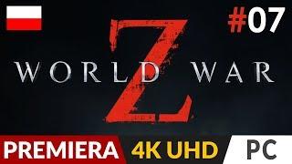 World War Z PL z Arlinką  #7 (odc.7)  Akt 3: Moskwa | Gameplay po polsku 4K60 Ultra