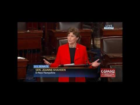Sen. Shaheen: Everybody Agrees Gorsuch Should Get A Hearing & Up-Or-Down Vote