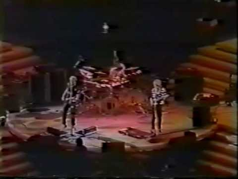 The Police, Live in Chile, 1982 (Part 1)