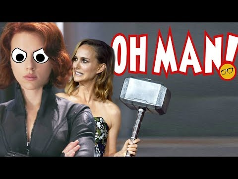Marvel is Doomed: Female Thor and Black Widow Need Men After All and Those X-Men Rumors
