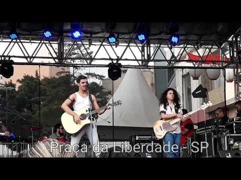 Virada Black Liberdade - Banda STD tocando Queen