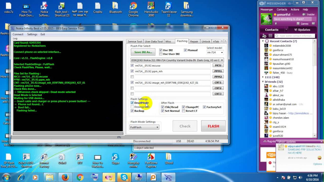 Download rm-714 flash file