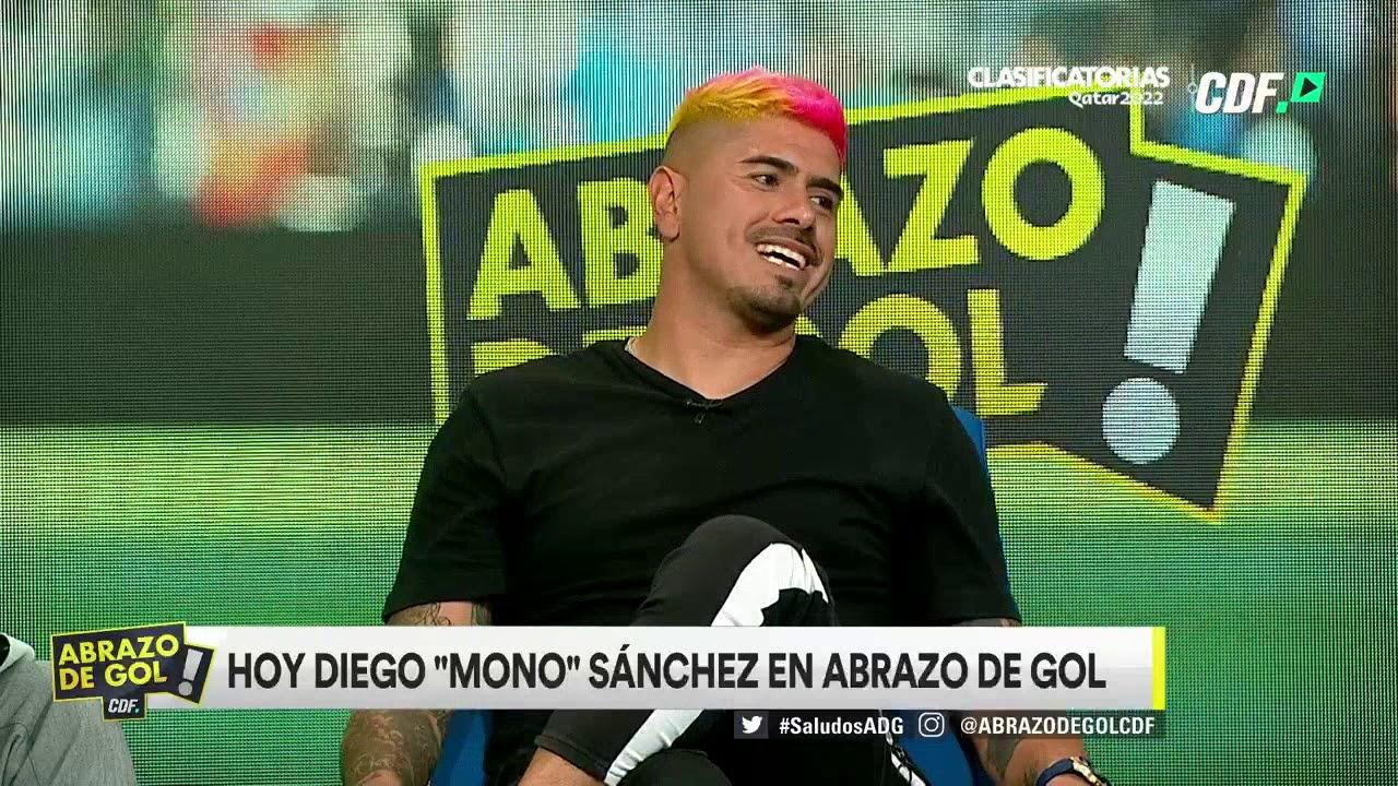 """Diego """"Mono"""" Sánchez contó cómo desconcentra a los delanteros contrarios -  YouTube"""