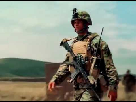 Born To Rise US Military tribute