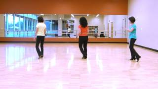 Sugar Rush - Line Dance (Dance & Teach)