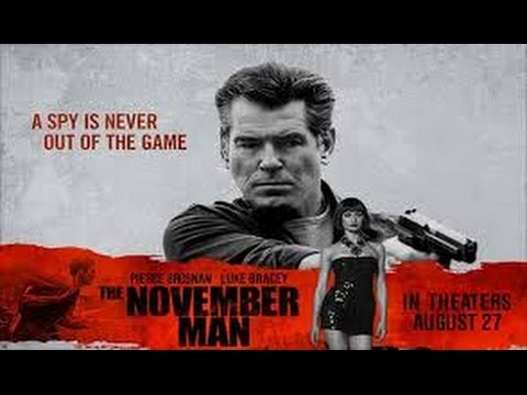 The November Man- 2014 Movie Review