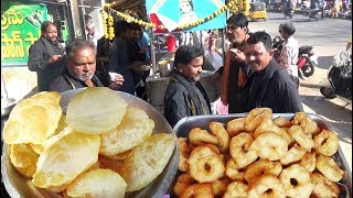 Special Ayyappa Swamy Pure Veg Tiffins | Hyderabad Street Food | Best Street Food