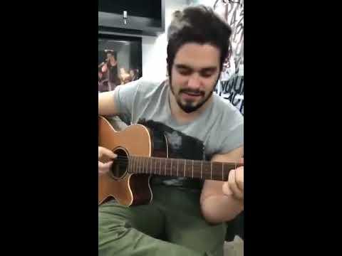 Mesmo Sem Estar - Luan Santana (Voz e Violão)